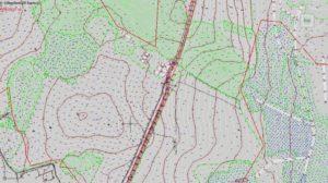 Топографическая съемка земельного участка
