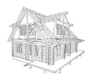 Индивидуальное проектирование частных домов и загородных коттеджей
