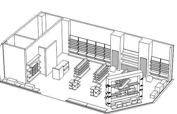 Разработка проекта магазина
