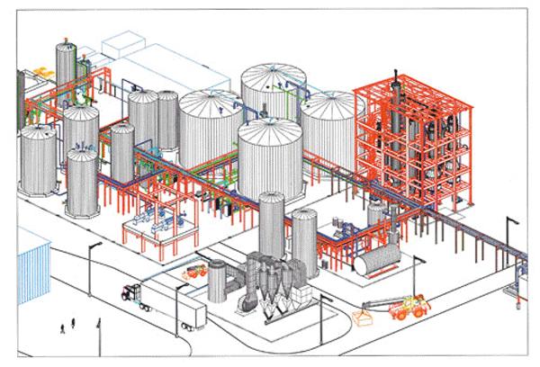 Проектирование специализированных сооружений