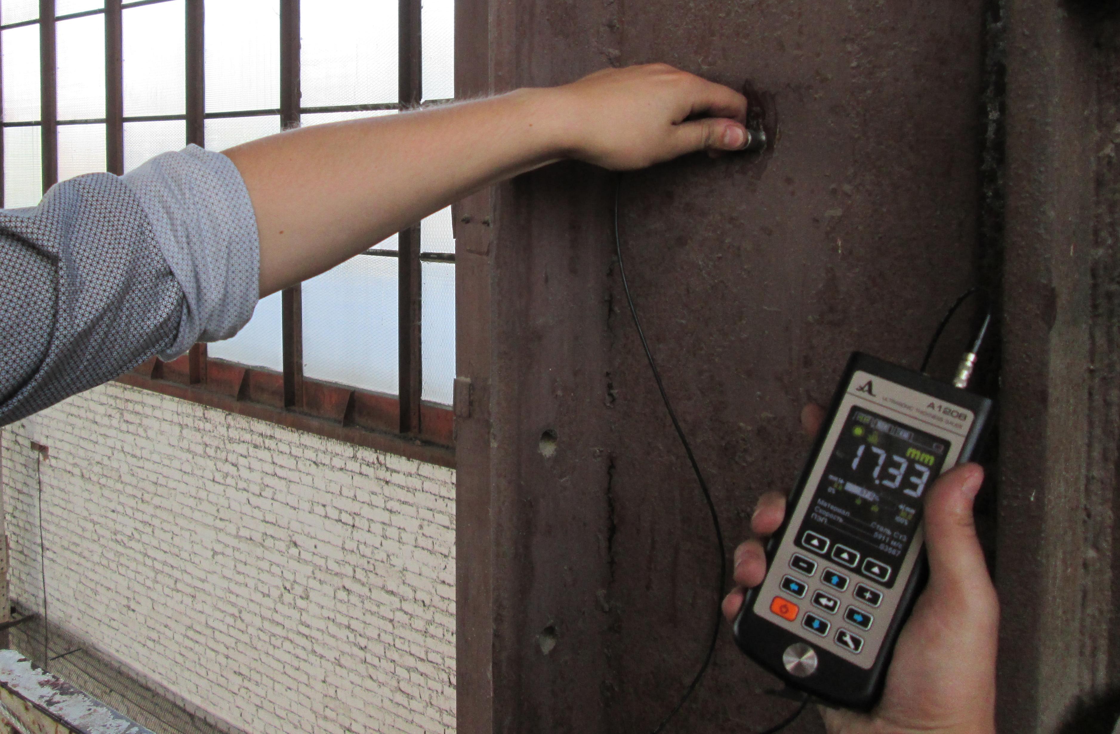 Комплексное техническое обследование зданий и сооружений