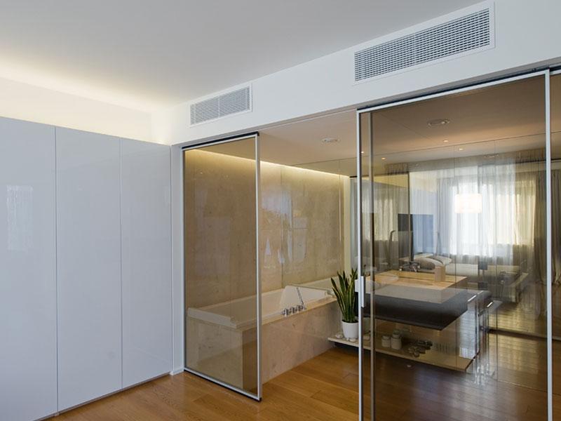 Проектирование вентиляции и кондиционирования квартиры