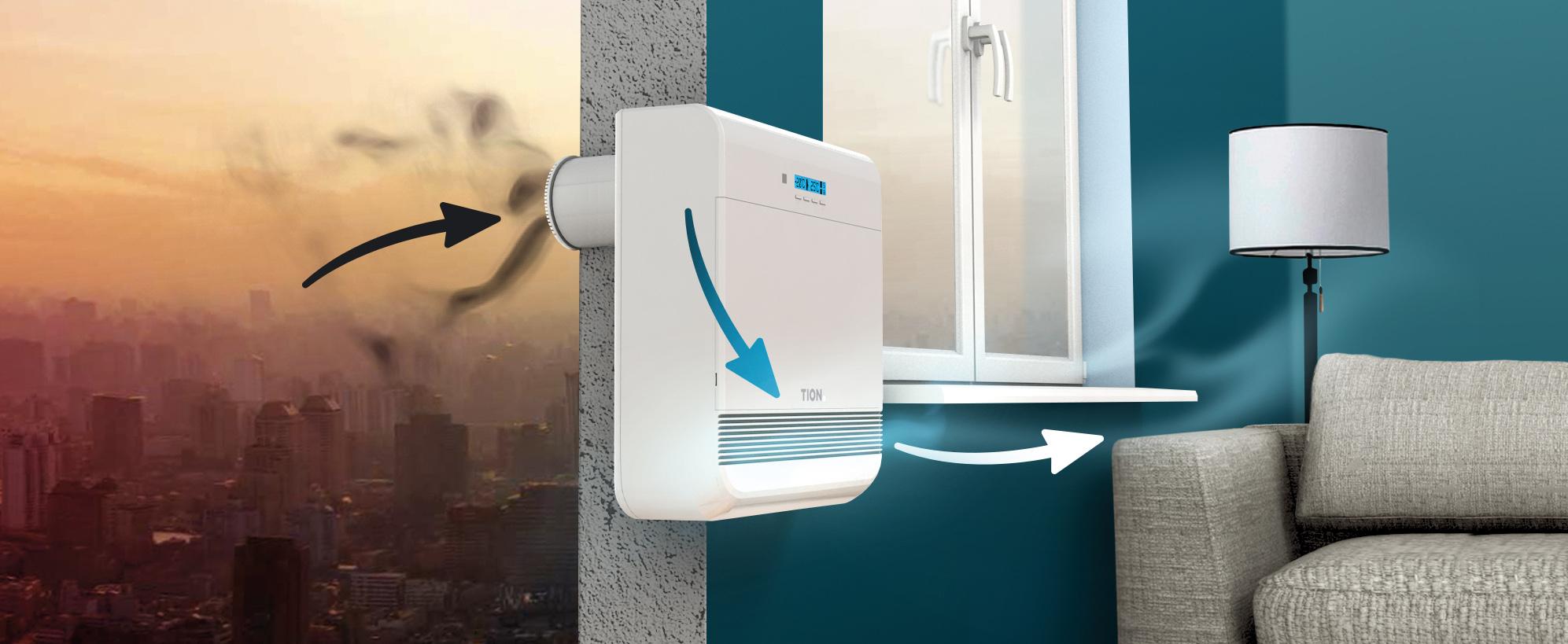Проект вентиляции и кондиционирования в квартире